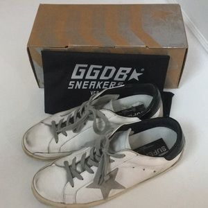Authentic Golden Goose size 40 sneaker